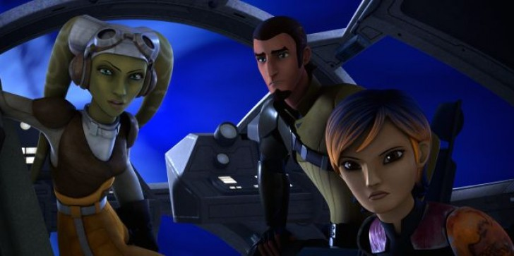Greg Grunberg Joins Star Wars 7, Rebels Will Tie In To New Movies