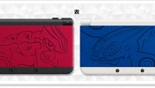 New Nintendo 3DS Groudon and Kyogre Edition
