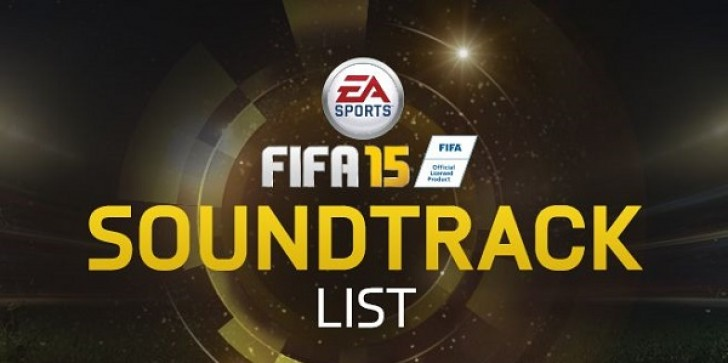 EA Sports Details FIFA 15 Soundtrack Including Foster The People And AVICII, Listen To Spotify Playlist Here