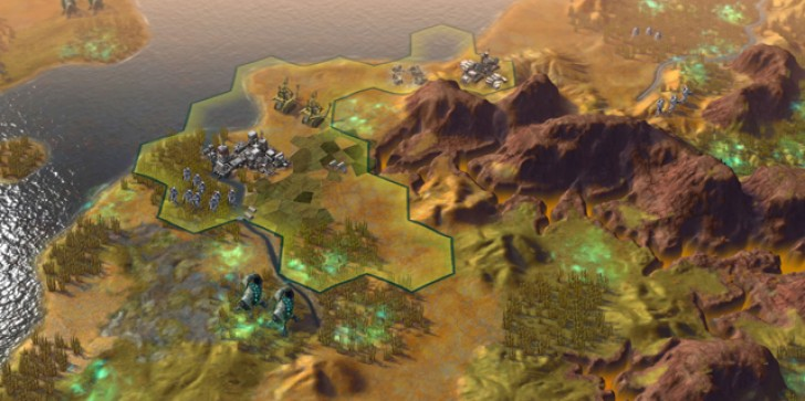 The Newest Civilization: Beyond Earth Live Demo Takes Us Into The Technology Available Just Past Those First 100 Turns