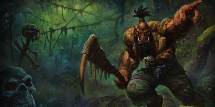 Kilrogg Has Got His One Good Eye On You In Latest Lords Of War Short For Upcoming WoW Expansion Warlords Of Draenor
