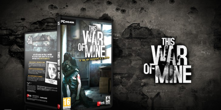 Get Caught In The Bitter Crossfire Of Conflict With This War Of Mine
