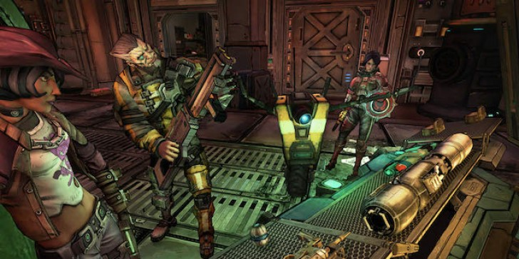Borderlands: The Pre-Sequel Launches Tomorrow, And We Have The Trailer To Prove It