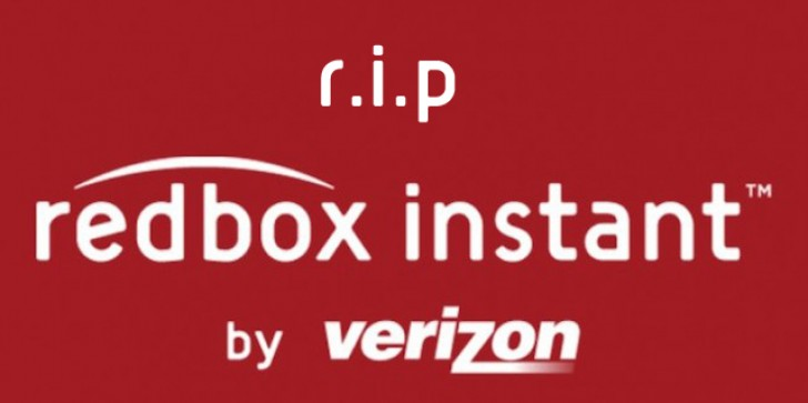 Redbox Instant Is Dead! Long Live Redbox Instant! Fledgling Streaming Service Cancelled After 18 Months