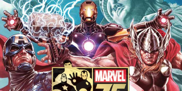 Marvel Goes All Out At NYCC With 'Marvel Day' On Friday