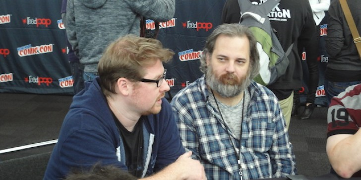 Dan Harmon And Justin Roiland Talk Hypothetically About Rick And Morty: The Video Game, A Skyrim / Metroid Procedural