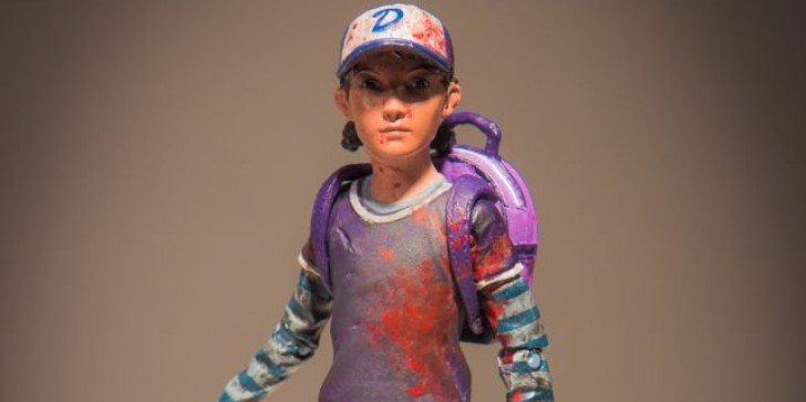 The Walking Dead's Clementine Gets Her Own Action Figure