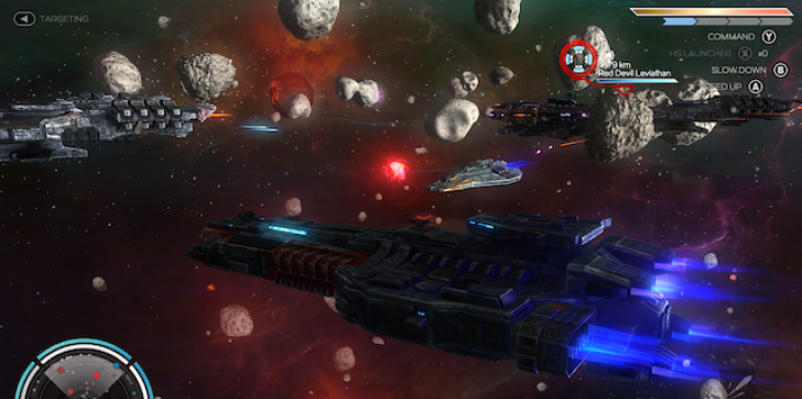 Space Epic Rebel Galaxy Confirmed For Xbox One And Mac; Demo Will Be Available At PAX South