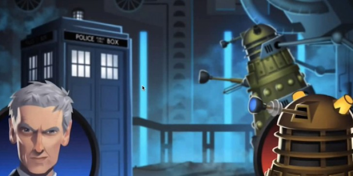 Capaldi Is Here To Teach You Coding, All You Whippersnappers In 'The Doctor And The Dalek' PC Title