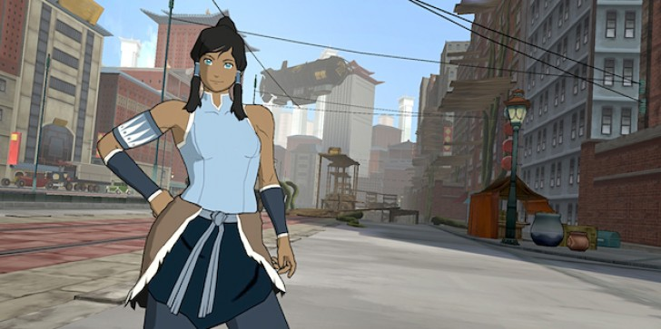 Bend The Elements Today With The Legend Of Korra, Now Available!