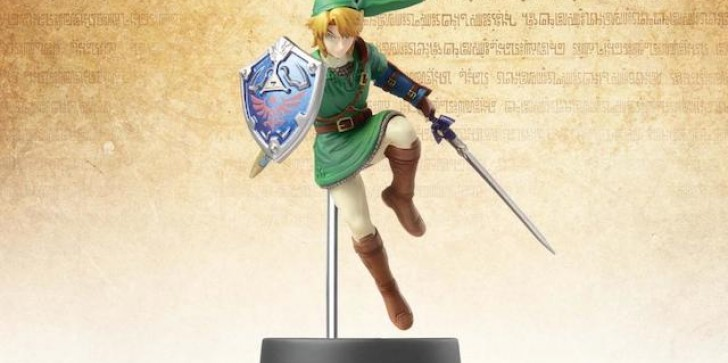 Link's Amiibo Figure Will Be Compatible With Hyrule Warriors When The Next Figure Sets Are Released Next Month