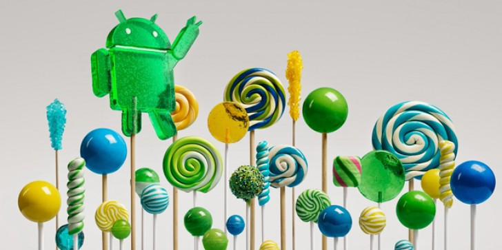 The Nexus Rollout For Android 5.0 Lollipop Has Started