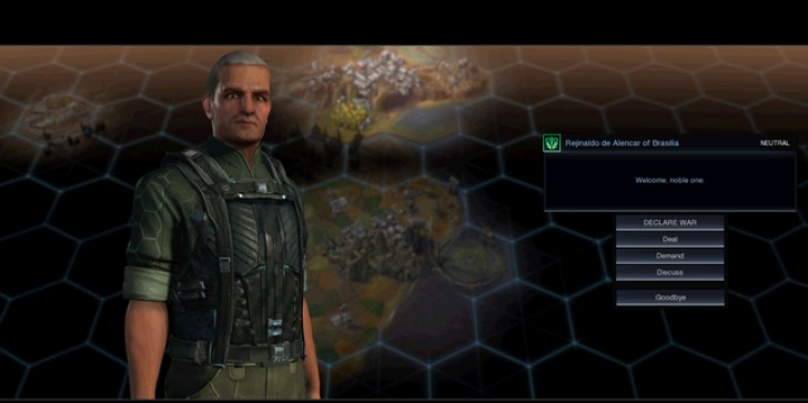 Get The Most Out Of The Revamped Diplomacy System In Civilization: Beyond Earth