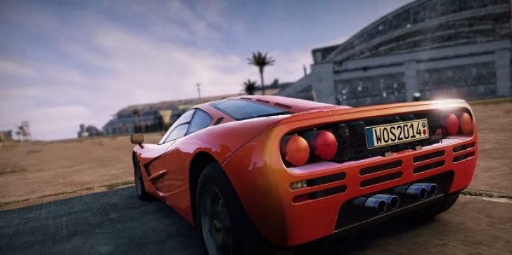 Free Racing MMO World Of Speed Shows Off Its Beautiful McLaren F1 In New Video
