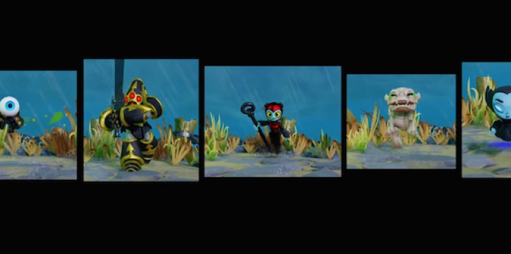 Say Trick Or Trap To These Five Skylanders Trap Team Collectibles!
