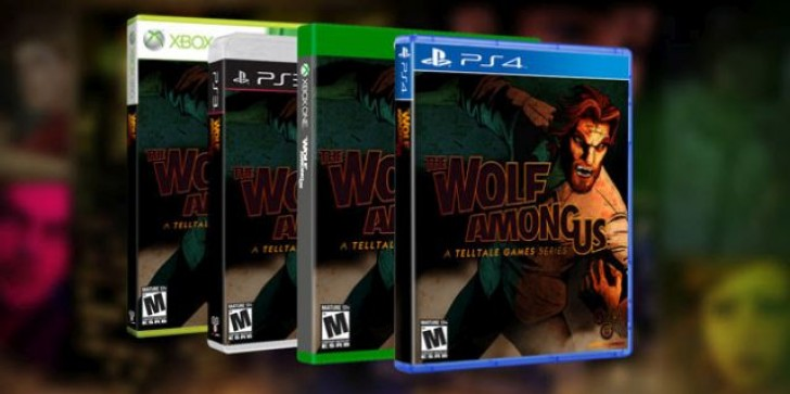 Telltale's Critically Acclaimed 'The Wolf Among Us' Released For Xbox One, PS4 And Vita Via Digital Download And Retail Editions