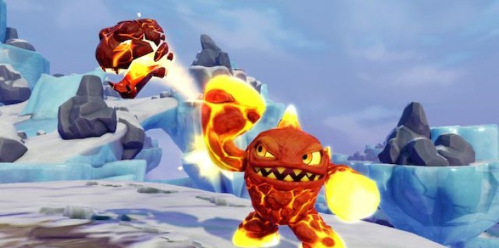Skylanders Erupt Onto The Macy's Thanksgiving Day Parade! Eruptor Balloon Will Float Above NYC During Annual Holiday Extravaganza