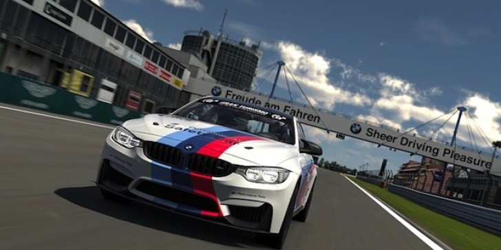 Drive A Virtual BMW In Gran Turismo 6 With Free DLC This Month