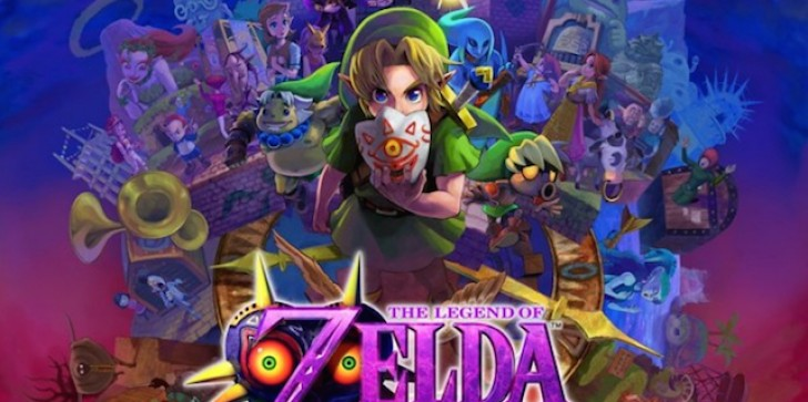 Pre Order The Legend Of Zelda: Majora's Mask 3D For Nintendo 3DS And Receive A Free Gift; If You Live In Britain, That Is