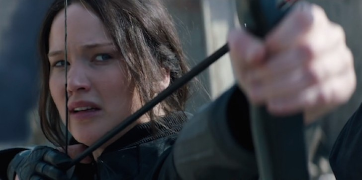 Panem Goes To War With The Latest Hunger Games: Mockingjay - Part 1 Commercial 'Battle'