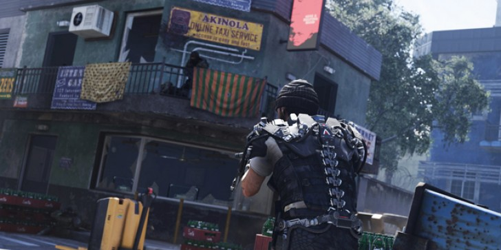 Apparently, Call Of Duty: Advanced Warfare Still Isn't Selling As Well As Ghosts Did Last Year