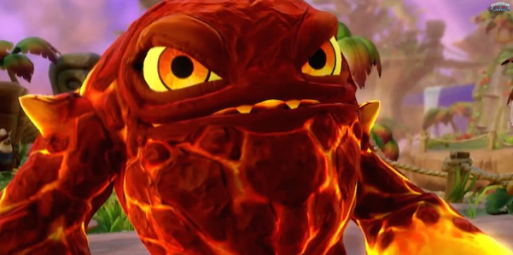 The Holidays Belong To Skylanders: New Characters On Sale This Winter And Eruptor Flies High Over NYC In The Thanksgiving Day Parade