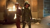 The Flash vs Arrow Crossover Event