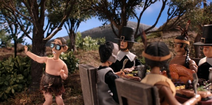 New Robot Chicken, Watch All The Holidays At Once