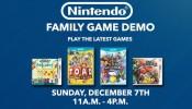 Nintendo Family Game Demo