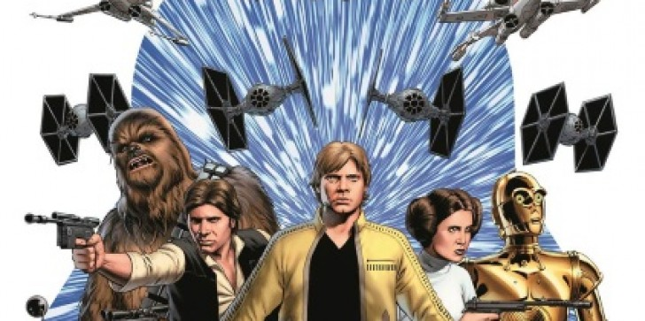 Original Heroes Return For Star Wars #1