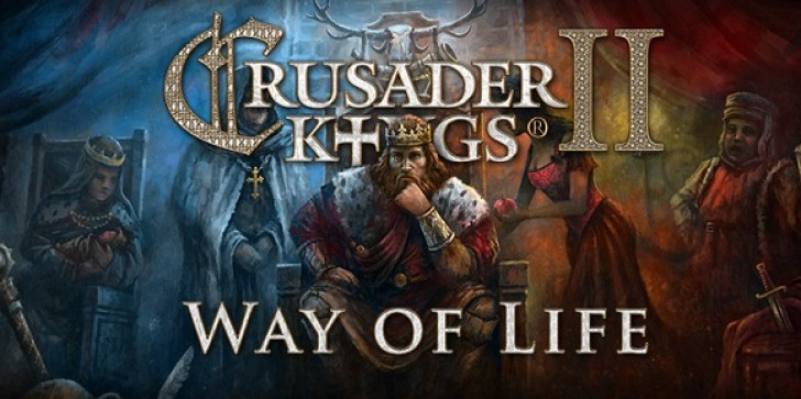 Crusader Kings II Announces Release Date And Pricing For The Upcoming 'Way Of Life' DLC