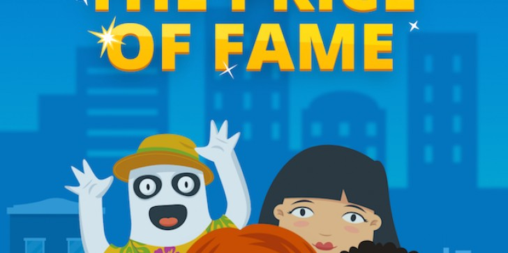 How Much Is Lindsay Lohan's The Price Of Fame? No Amount Is Too Low For New Mobile Celebrity Game; Suck It, Kim Kardashian!