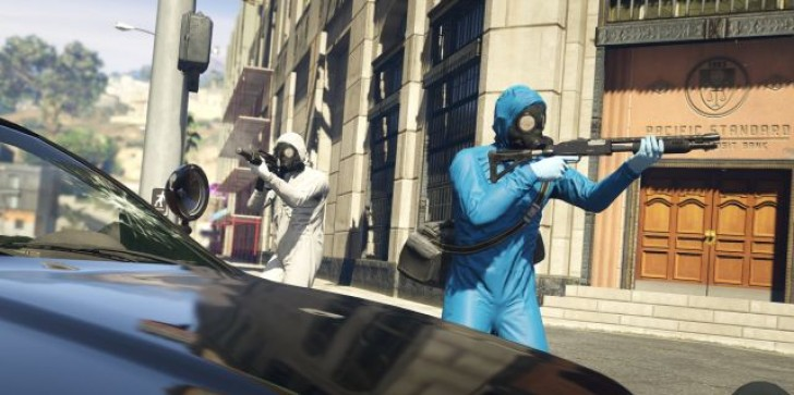 Grab Your Friends, Get Some Guns And Let's Go! Grand Theft Auto Online Heists Will Reinvigorate The Online Experience in 2015