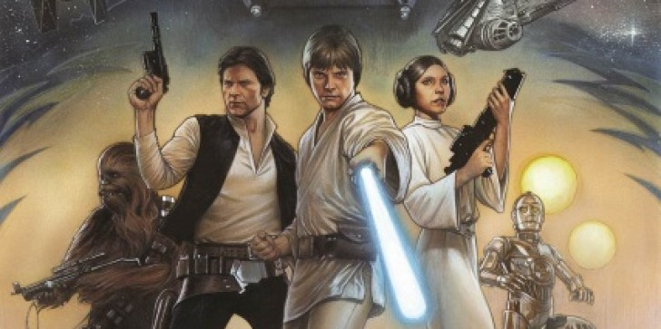 A New Hope Is Coming To Bookstores In 2015