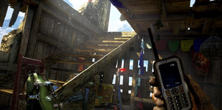 Far Cry 4's Upcoming DLC Takes Away Your Weapons And Introduces You To Permadeath