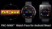 Pac-Man Watch Face For Android Wear