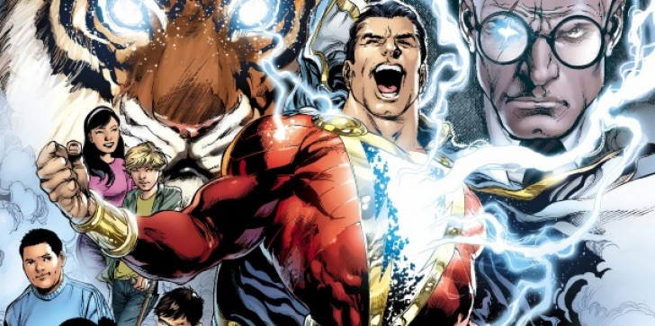 Shazam Is Coming To The DC Movie-Verse