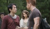 The Walking Dead featuring Maggie and Glenn