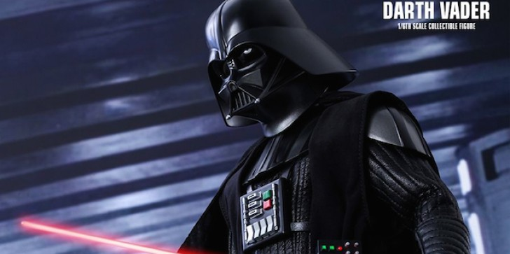 All I Want For Christmas 2015 This Super Awesome Scale Replica Of Darth Vader, And You Should, Too