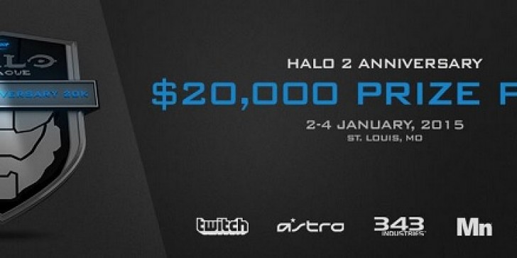 Halo 2 Anniversary HCS Livestream: Watch UGC St. Louis' Championship Sunday Unfold As The Best Pro Teams Compete For $20,000