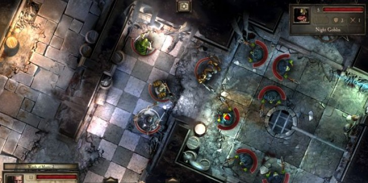 Warhammer Quest PC, Mac And Linux Versions Released Today Onto Steam With 10% Discount