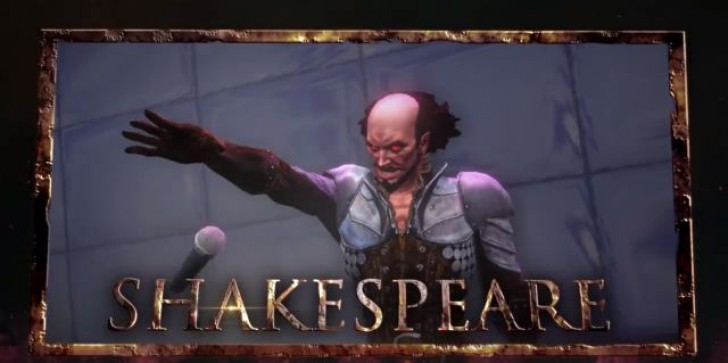 Saints Row Gat Out of Hell Launch Trailer Features Shakespeare Dropping The Mic