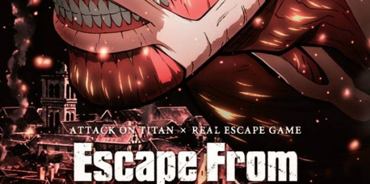 Escape The Walled City In Real Life Attack On Titan Game