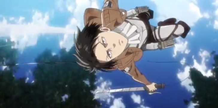 Attack On Titan Spinoff 'No Regrets' Gets New Trailer And Release Date