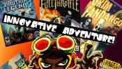Innovative Adventure! A Tim Schafer Retrospective
