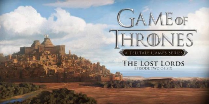 Telltale's Second Games Of Thrones Episode Gets Release Date