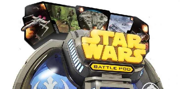 The Arcade Will Never Die! Star Wars: Battle Pod Is Out, Lets You Have 'Vader's Revenge'