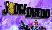 Judge Dredd RPG Cover