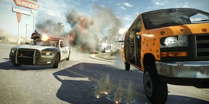 EA Releases Official List Of Changes Made To Battlefield Hardline Since First Beta