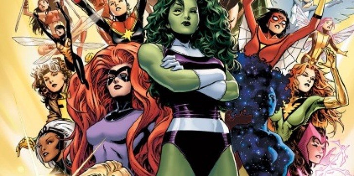 All-Female 'A-Force' Team Takes Place Of Avengers In New Marvel Universe